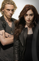 'The Mortal Intruments: City of Bones' fotos from book trivia challenge