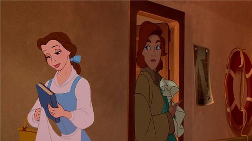 """""""We're sisters."""""""