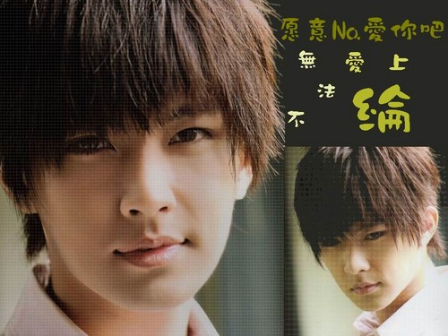 Aaron Yan wallpaper probably containing a portrait called 炎亞綸