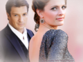 ...can't make him wait forever - caskett wallpaper