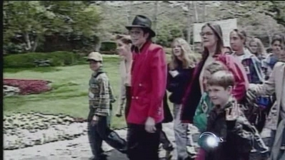 1995 Children's Summitt At Neverland