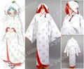 2013 Edition Snow Miku Marry Suit Cosplay Costume from Vocaloid - vocaloid fan art