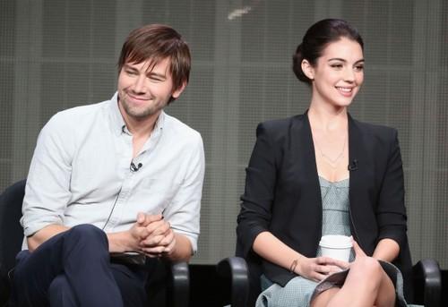 29 July - Summer TCA दिन 7 - Reign Panel