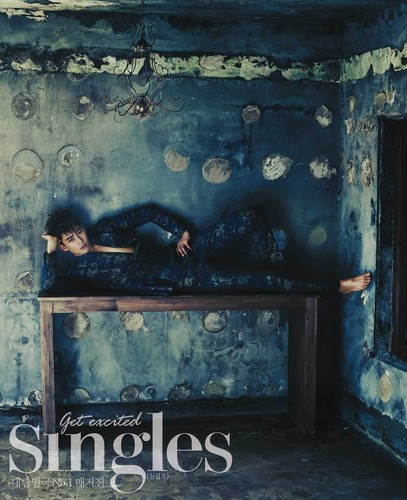 2PM's Taecyeon for 'Singles'
