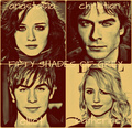 50 shades of grey - books-to-read fan art