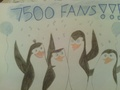 7500 FANS!!!! - penguins-of-madagascar fan art