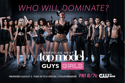 America's Next Top Model wallpaper entitled ANTM CYCLE 20 OFFICIAL POSTER
