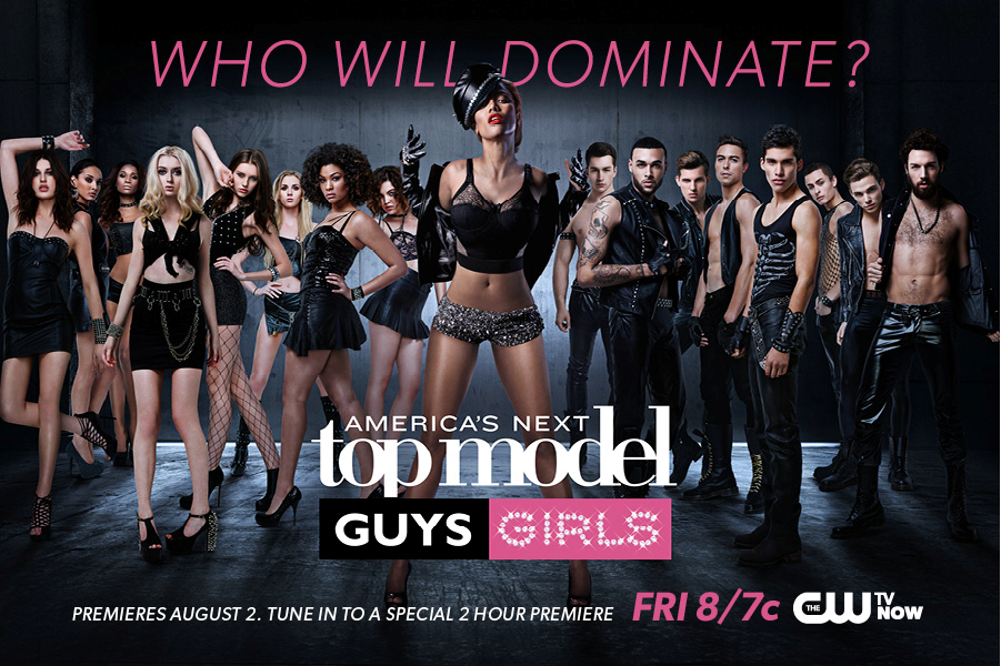 America s next top model antm cycle 20 official poster