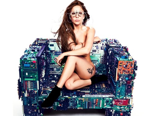 Lady Gaga wallpaper titled ARTPOP promo