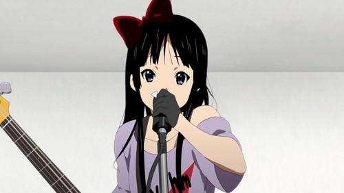 Akiyama Mio!<3