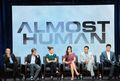 Almost Human Panel at fox, mbweha Summer TCA