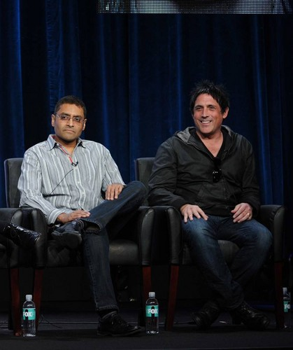 Almost Human Panel at zorro, fox Summer TCA