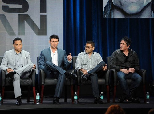 Almost Human Panel at renard Summer TCA