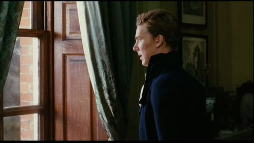 Benedict Cumberbatch wallpaper possibly containing a window seat called Amazing Grace