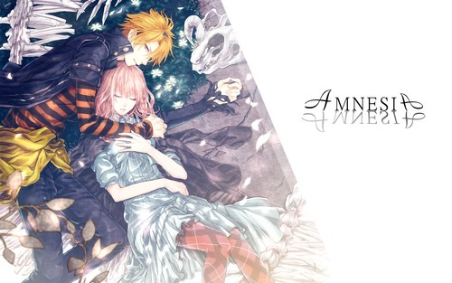 Otome Games Wallpaper With Anime Titled Amnesia