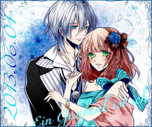 Otome Games Wallpaper With Anime Called Amnesia