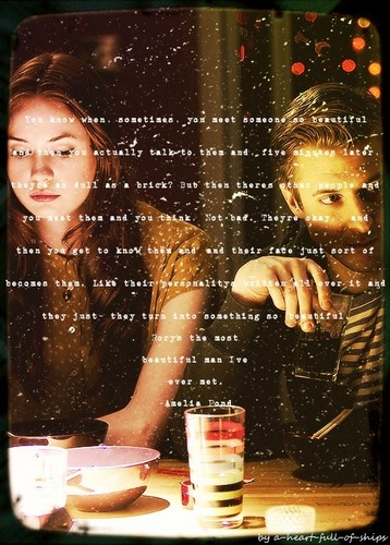 Amy and Rory