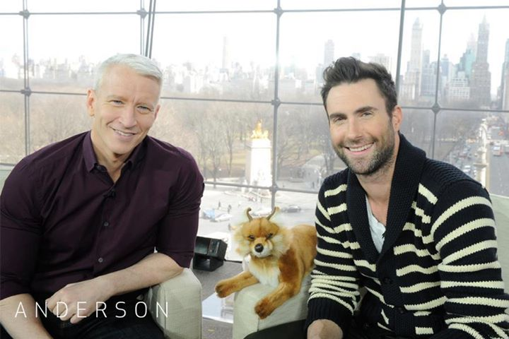 anderson cooper 图片anderson adam levine hd 壁纸and background