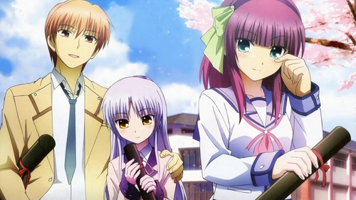 Angel Beats!<3