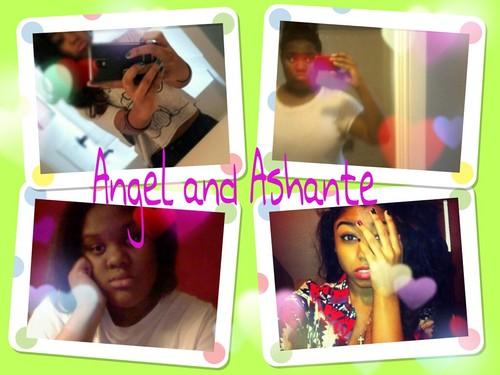 Angel and Ashante