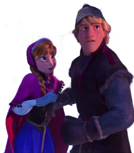 Frozen images Anna and Kristoff HD wallpaper and ...