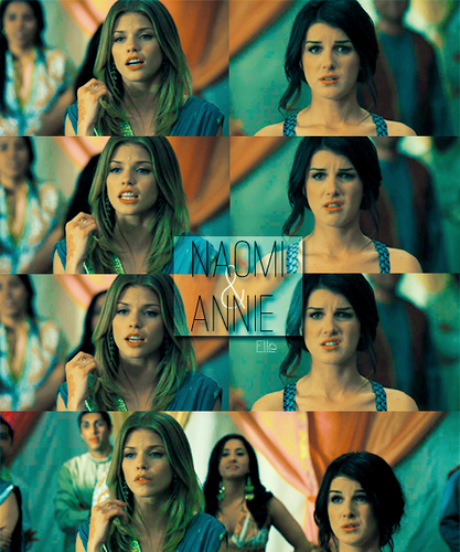 Annie & Naomi