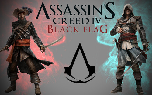 The assassins images assassins creed iv black flag hd wallpaper the assassins wallpaper probably with a breastplate and anime titled assassins creed iv black flag voltagebd Image collections