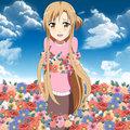 Asuna Yuuki - asuna-yuuki fan art