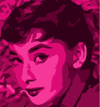 Audrey Hepburn wallpaper containing a red cabbage entitled Audrey Hepburn