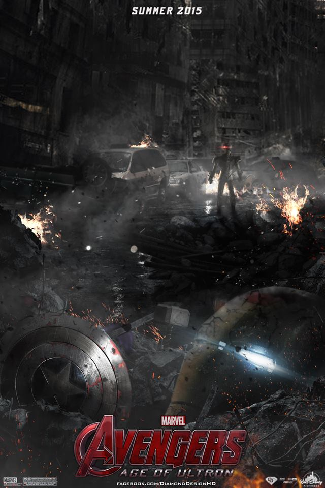 Avengers: Age of Ultron (Fan-Made) Teaser