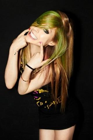 Avril Lavinge!!!!