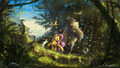 Awesome painting - my-little-pony-friendship-is-magic wallpaper