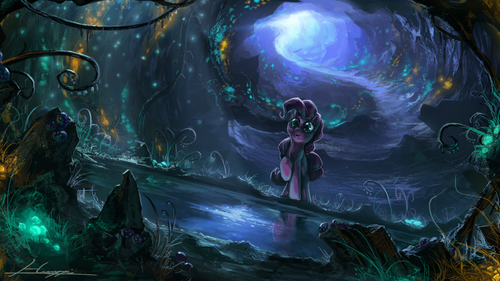 My Little Pony Friendship is Magic wallpaper titled Awesome painting