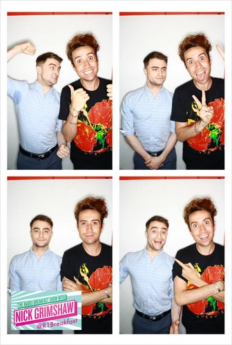 BBC Radio 1 Breakfast mostrar with Nick Grimshaw (17.07)
