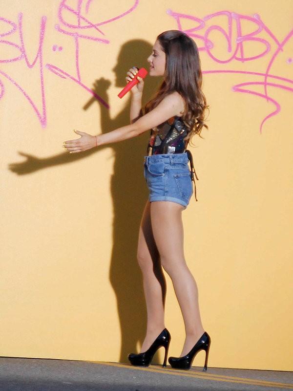 Baby I música video