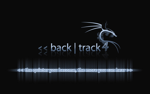 Backtrack Wallpaper