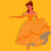 Belle Outfits / Icon Set - beauty-and-the-beast icon