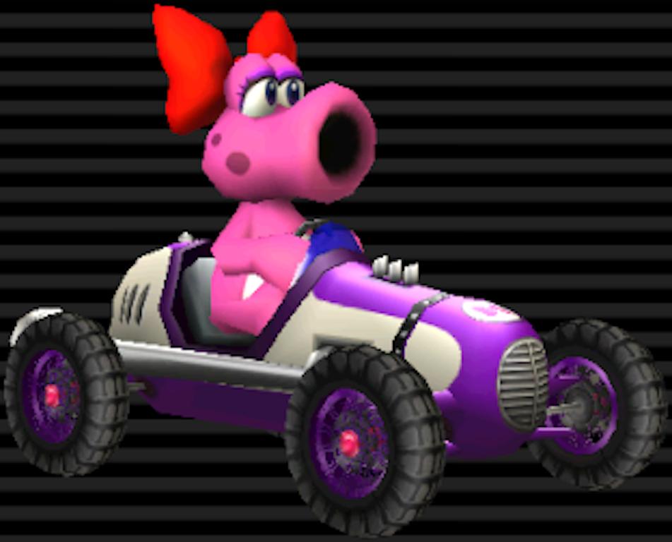 Mario Kart Wii images Birdo Mario Kart Wii HD wallpaper ...