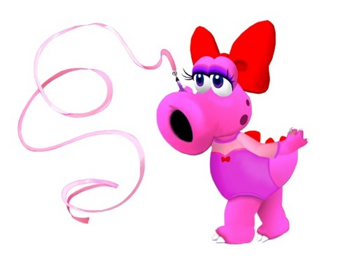 Birdo Rhythmic Ribbon