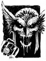 Black Lantern Hawkman - dc-comics photo