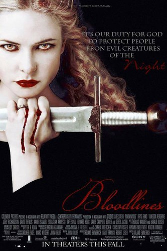 Bloodlines Fanmade poster