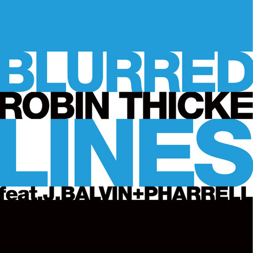 Blurred Lines (feat. J Balvin & Pharrell)