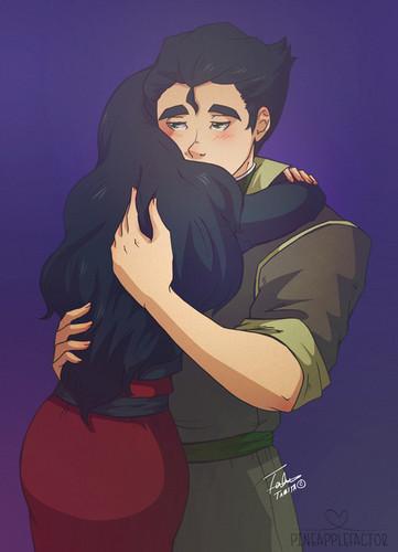 Bo & Asami~
