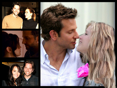 Bradley Cooper wallpaper called Bradley & his True Love