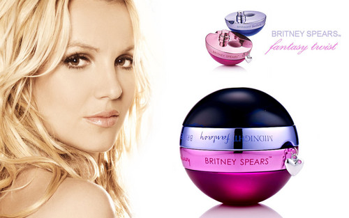 Britney Spears achtergrond called Britney Spears Fantasy Twist