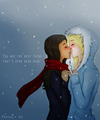 Brittana fanart again - brittany-and-santana fan art