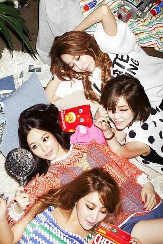 Brown Eyed Girls 'Black Box'