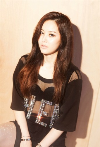 Brown Eyed Girls 'Black Box' teaser immagini