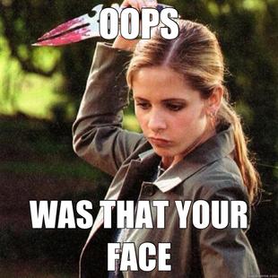 Buffy Memes