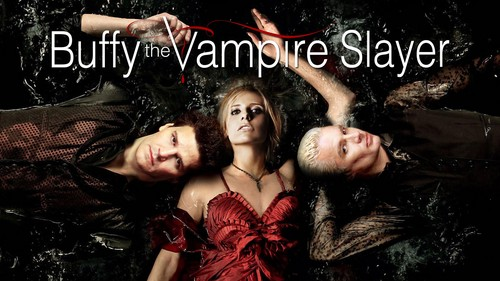 Buffy Vampire Diaries 1080p 壁紙